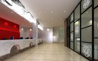 Corridor Spaces 061 3D Model