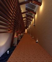 Corridor Spaces 067 3D Model