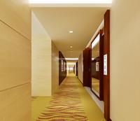 Corridor Spaces 071 3D Model