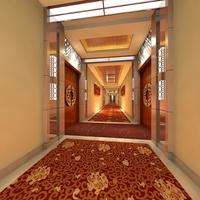 Corridor Spaces 072 3D Model