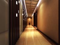 Corridor Spaces 081 3D Model