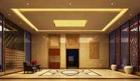 Elevator Spaces 002 3D Model