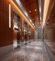 Elevator Spaces 004 3D Model