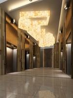 Elevator Spaces 034 3D Model