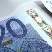 3D Model 20 Euro Paper Money 3D Model