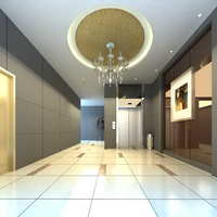 Elevator Spaces 037 3D Model