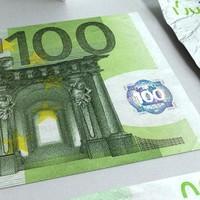 3D Model 100 Euro Paper Money 3D Model