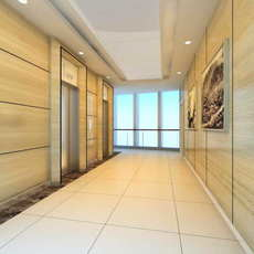 Elevator Spaces 039 3D Model