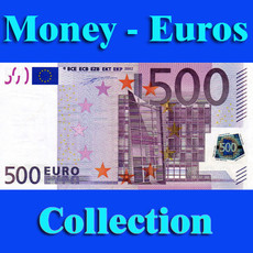 Texture Euro Money Collection
