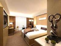 Guest Room 001 3D Model