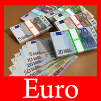 European Paper Money Collection 3D Model