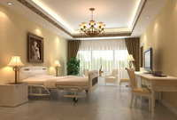 Guest Room 019 3D Model