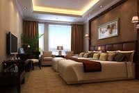 Guest Room 015 3D Model
