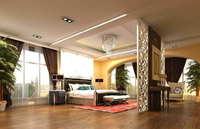 Guest Room 050 3D Model