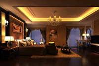 Guest Room 022 3D Model