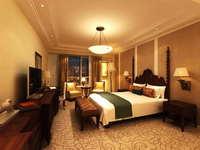 Guest Room 027 3D Model