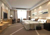 Guest Room 052 3D Model