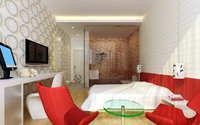 Guest Room 068 3D Model