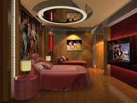 Guest Room 036 3D Model