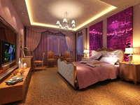 Guest Room 038 3D Model