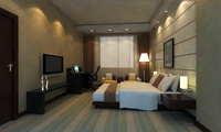 Guest Room 045 3D Model
