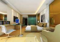 Guest Room 056 3D Model