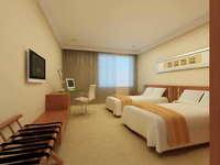 Guest Room 060 3D Model