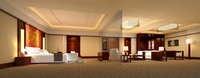 Guest Room 062 3D Model