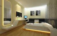 Guest Room 066 3D Model