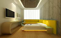 Guest Room 067 3D Model