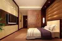 Guest Room 070 3D Model