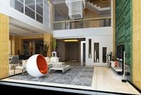 LivingRoom 023 3D Model