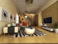 LivingRoom 029 3D Model