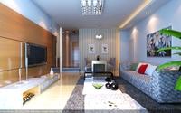 LivingRoom 031 3D Model