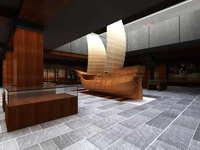 Lobby space 098 3D Model