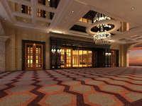 Lobby space 0109 3D Model