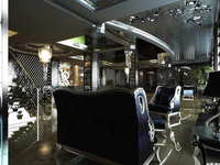 Lobby space 115 3D Model