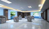 Lobby space 116 3D Model