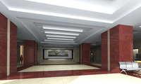 Lobby space 122 3D Model
