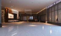 Lobby space 123 3D Model