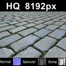 Paver Blocks 11 - High Res Set
