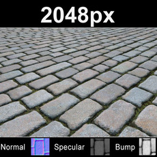 Paver Blocks 11 - Set