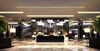 Lobby space 136 3D Model