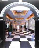 Lobby space 142 3D Model