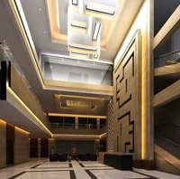 Lobby space 159 3D Model
