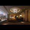 Lobby space 166 3D Model