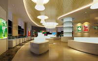 Lobby space 170 3D Model