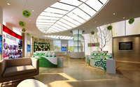 Lobby space 171 3D Model