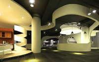 Lobby space 172 3D Model