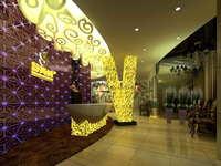 Lobby space 173 3D Model